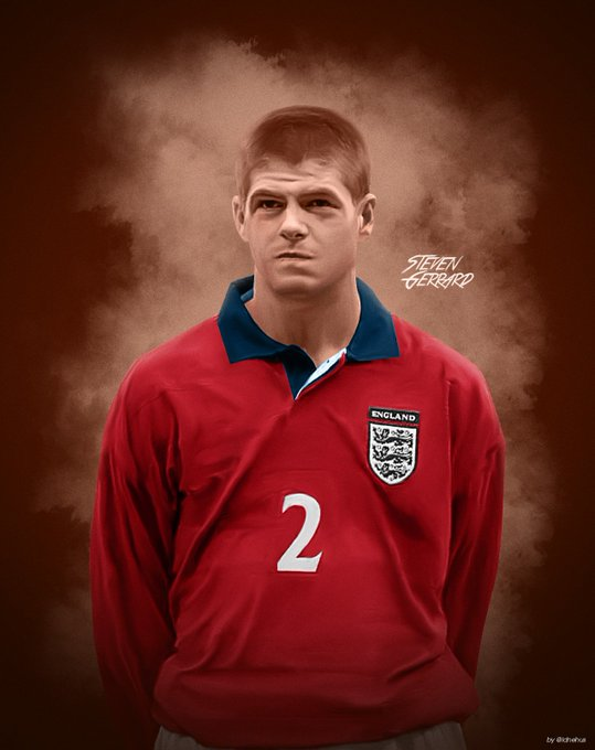 Happy Birthday Captain Fantastic Steven Gerrard..