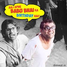 Happy birthday paresh rawal ji