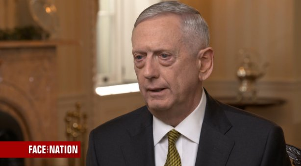 "Mattis says there is ""no doubt"" U.S. is committed to NATO countries"