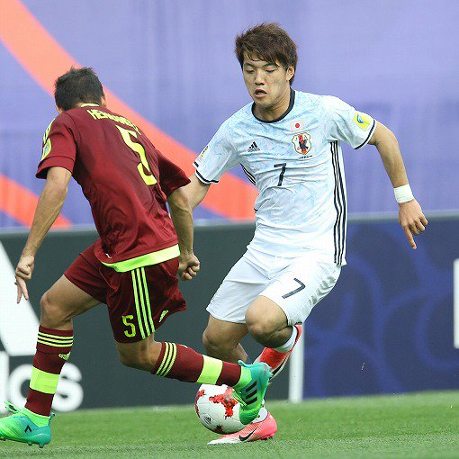 test ツイッターメディア - 新着記事>>【U-20速報】日本0-1ベネズエラ|残り10分、切り札・田川を投入! 同点なるかhttps://t.co/ZDKpktPG8s#U20WC #U20 #U20japan #u20ワールドカップ #日本代表 #堂安律 #久保建英 https://t.co/Xd07DO7ATz