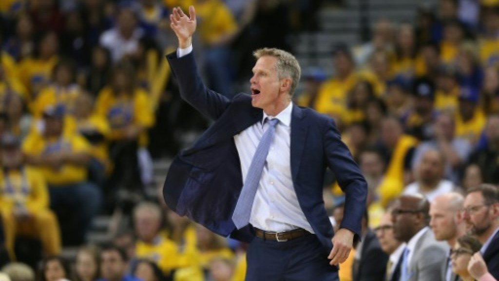 Kerr to miss NBA Finals opener