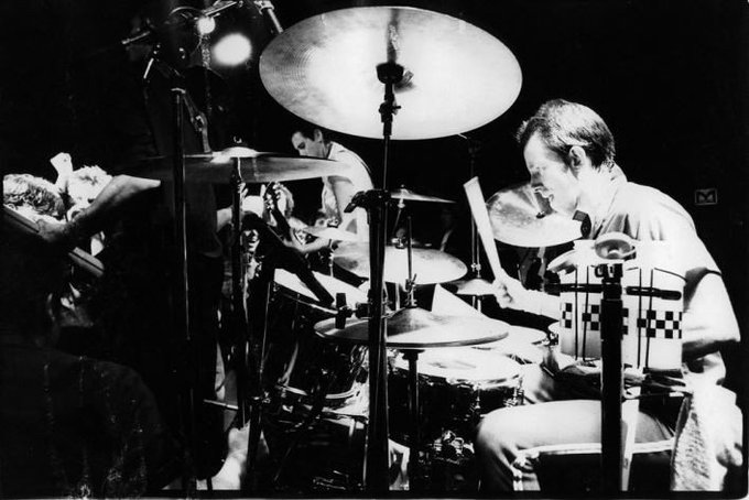 Happy Birthday to Nicky \Topper\ Headon from The Clash!