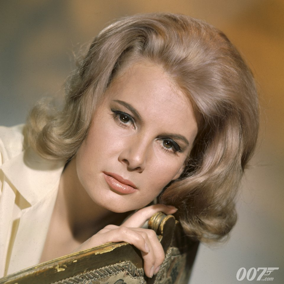 Former Bond Girl, Molly Peters No More