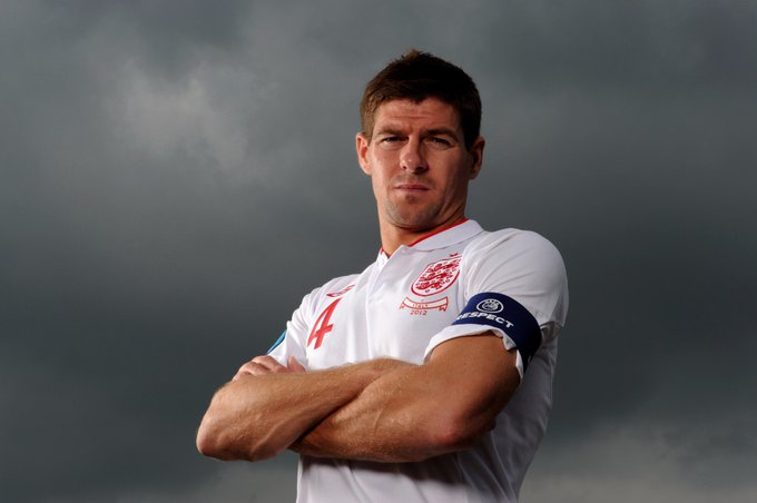 nieuws: Happy 37th Birthday, England great Steven Gerrard! 114  21