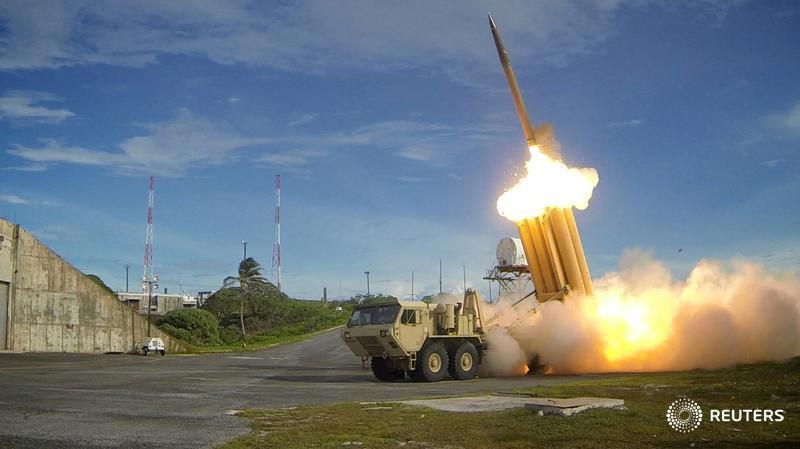 'Shocked' South Korea leader Moon orders probe into U.S. THAAD additions