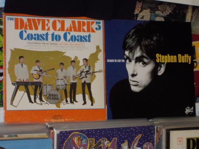 Happy Birthday to Lenny Davidson of DC5 & Stephen Duffy (Duran Duran)