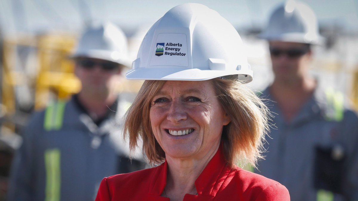 'Mark my words': Alberta's Notley says pipeline coming no matter B.C. politics