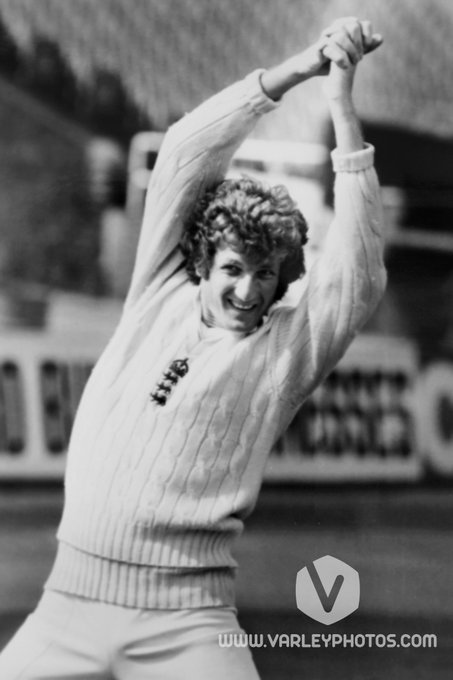 Happy 68th birthday to legendary fast bowler Bob Willis.