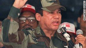 Manuel Noriega, former dictator of Panama, dead at83