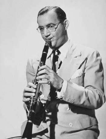 Happy Birthday Benny Goodman, Lenny Davidson, and Topper Headon (