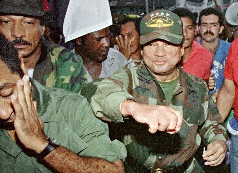 Muere a los 83 años el ex dictador de Panamá, general Manuel Noriega