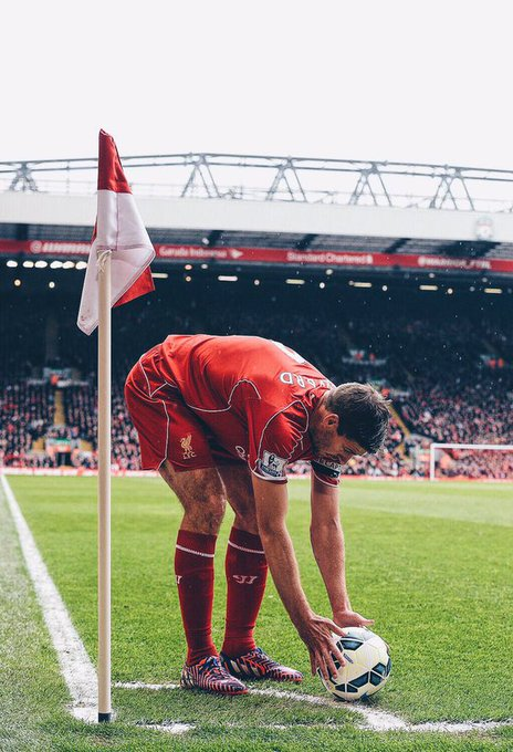 Happy Birthday Steven Gerrard!!