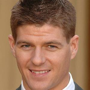 Soccer Player Steven Gerrard turns 37 today! Happy Birthday from