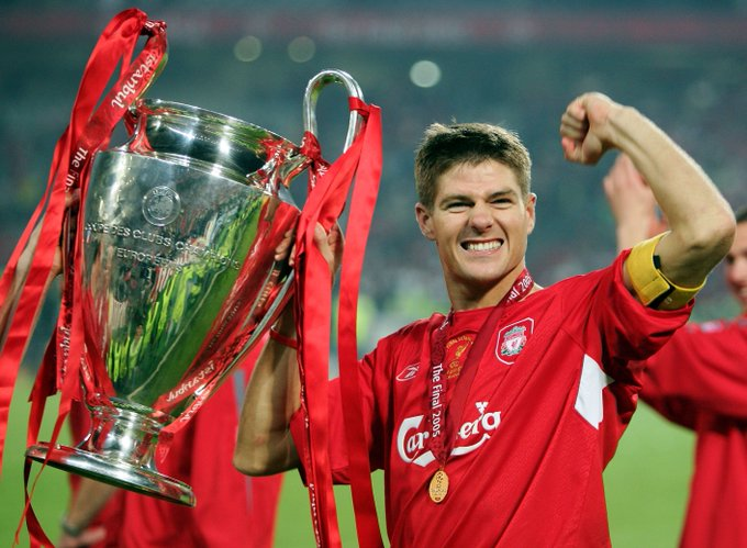 Happy Birthday, Steven Gerrard!
