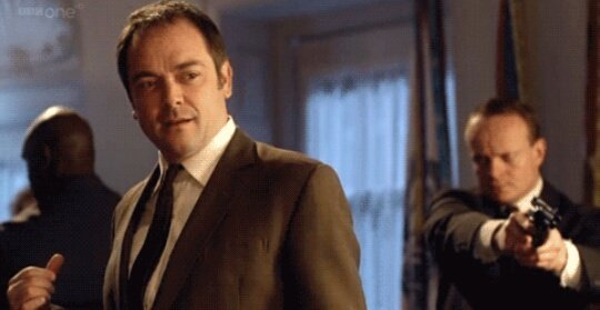 News_Doctor_Who: Happy Birthday to Mark_Sheppard who played Canton Everett Delaware III!