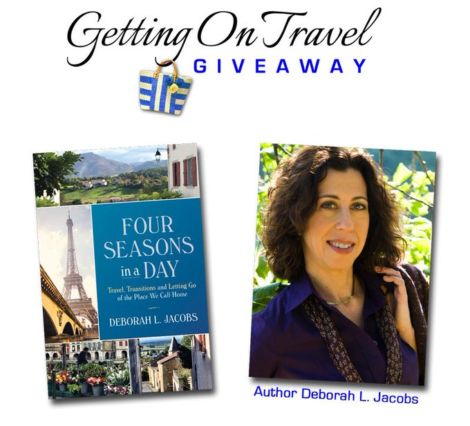 Book Giveaway: Four Seasons in a Day (contest ends 7/15/17)