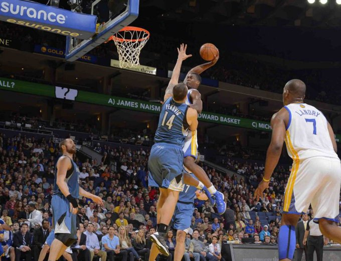 Happy Birthday to Harrison Barnes!  Remember these nasty dunks?