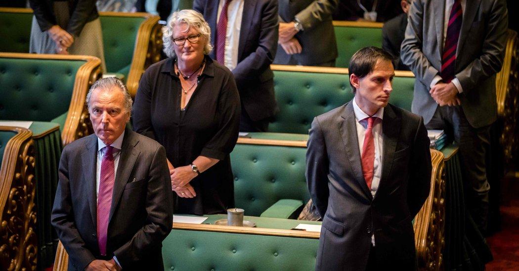 Dutch Lawmakers Approve E.U. Trade Deal With Ukraine