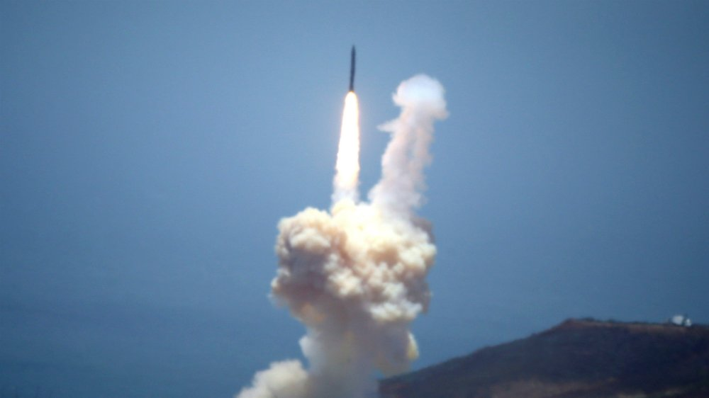 US declares success in key test of missile defence