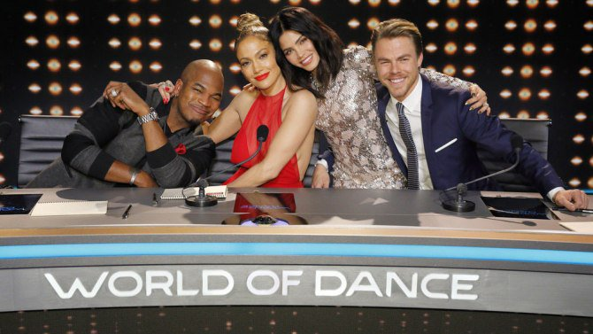 ".@JLo NBC series ""World of Dance"" marks game-changing moment for dance industry"