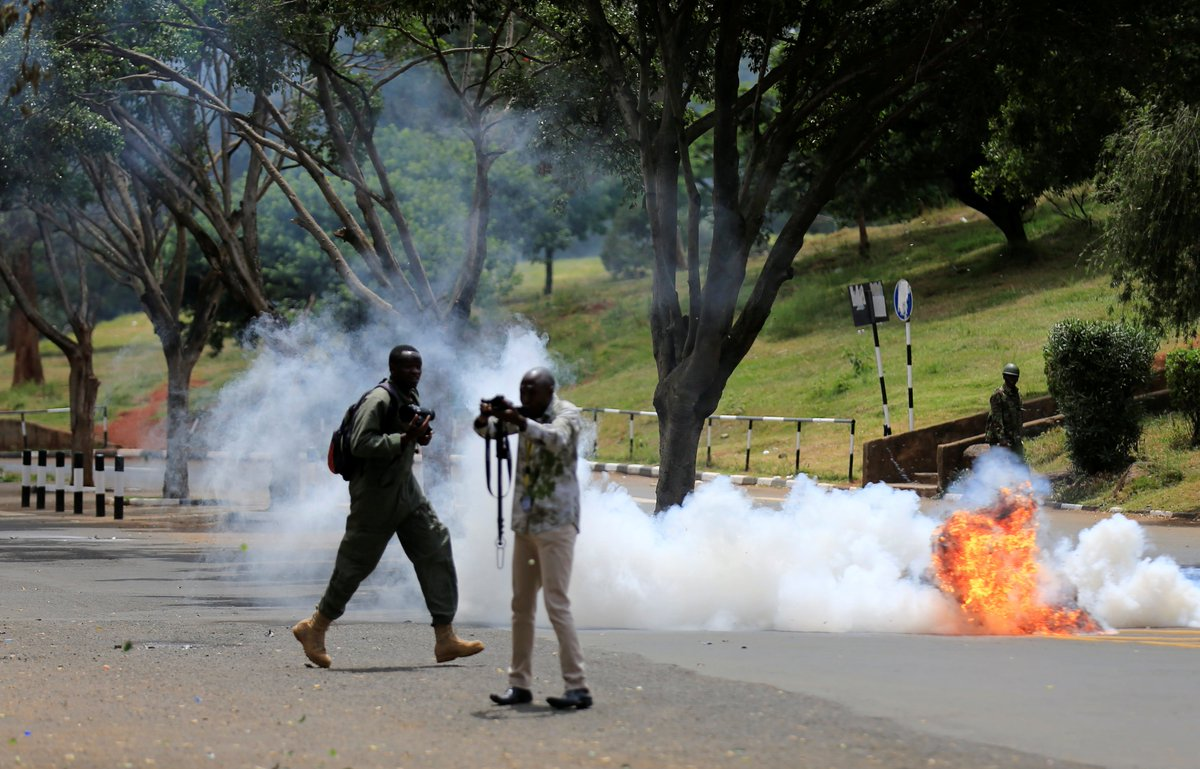 Kenya's persecution of journalists is threatening the elections | Opinion