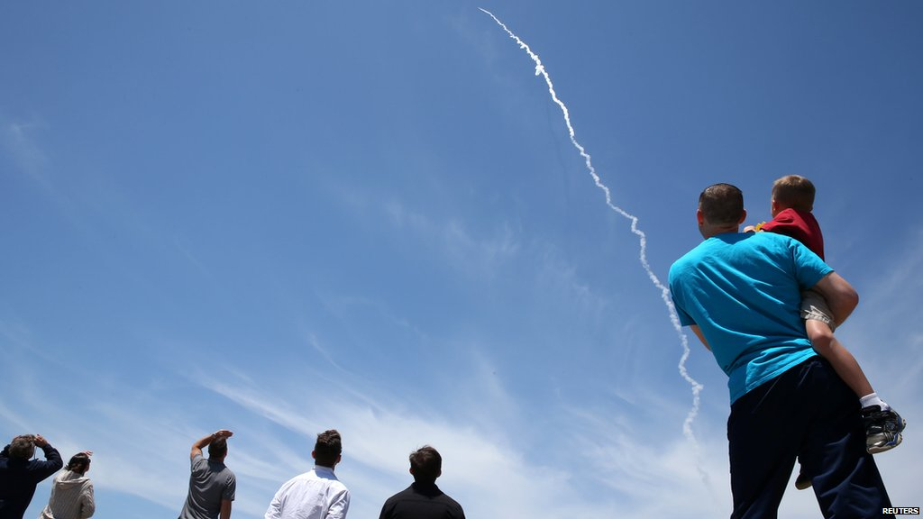 Pentagon successfully tests anti-missile defence system as tensions with North Korea