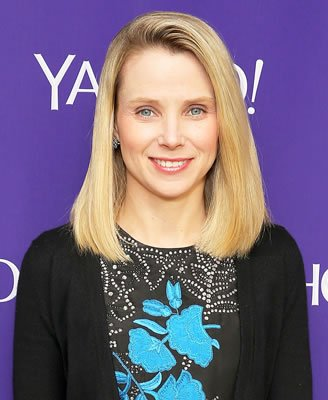 Happy Birthday Marissa Mayer