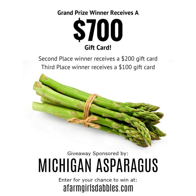 $1000 in Gift Cards Giveaway • a farmgirl's dabbles