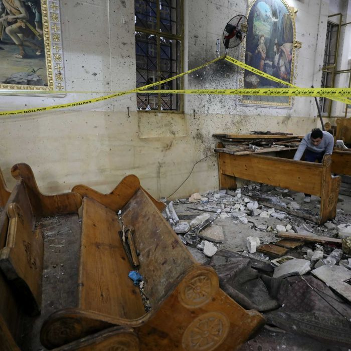 Fears that Coptic Christians facing deportation to Egypt will face Islamic State