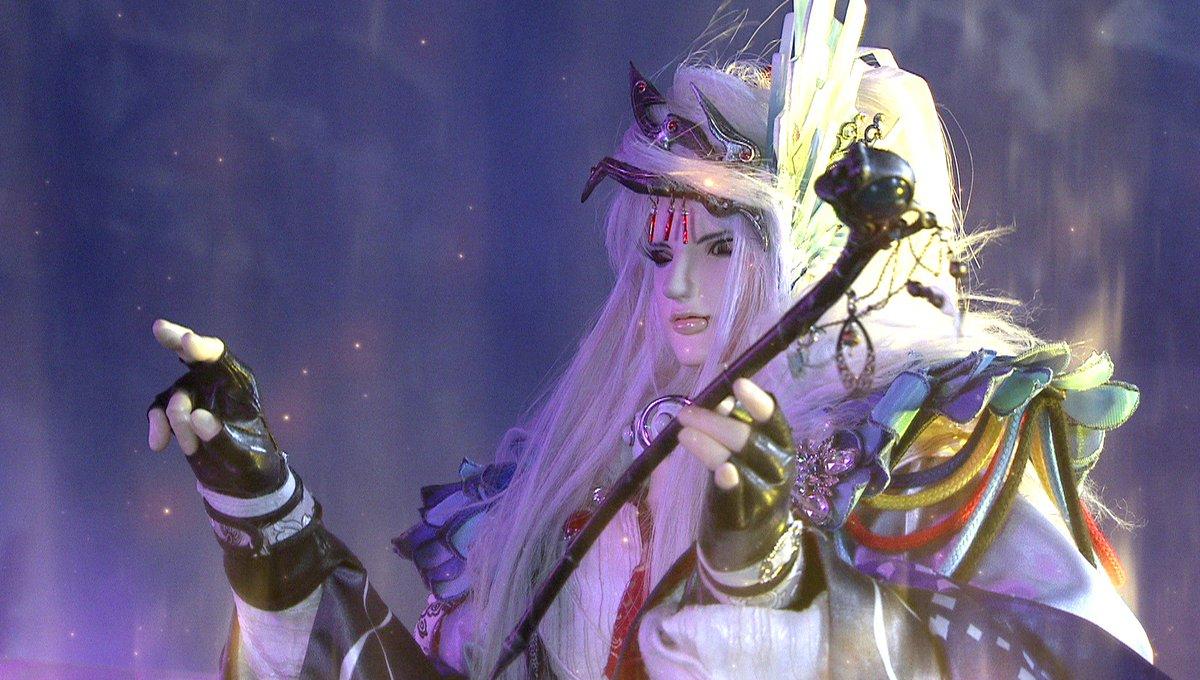 「Thunderbolt Fantasy 東離劍遊紀」好評配信中!バンダイチャンネル  アニメイトチャンネル  hulu