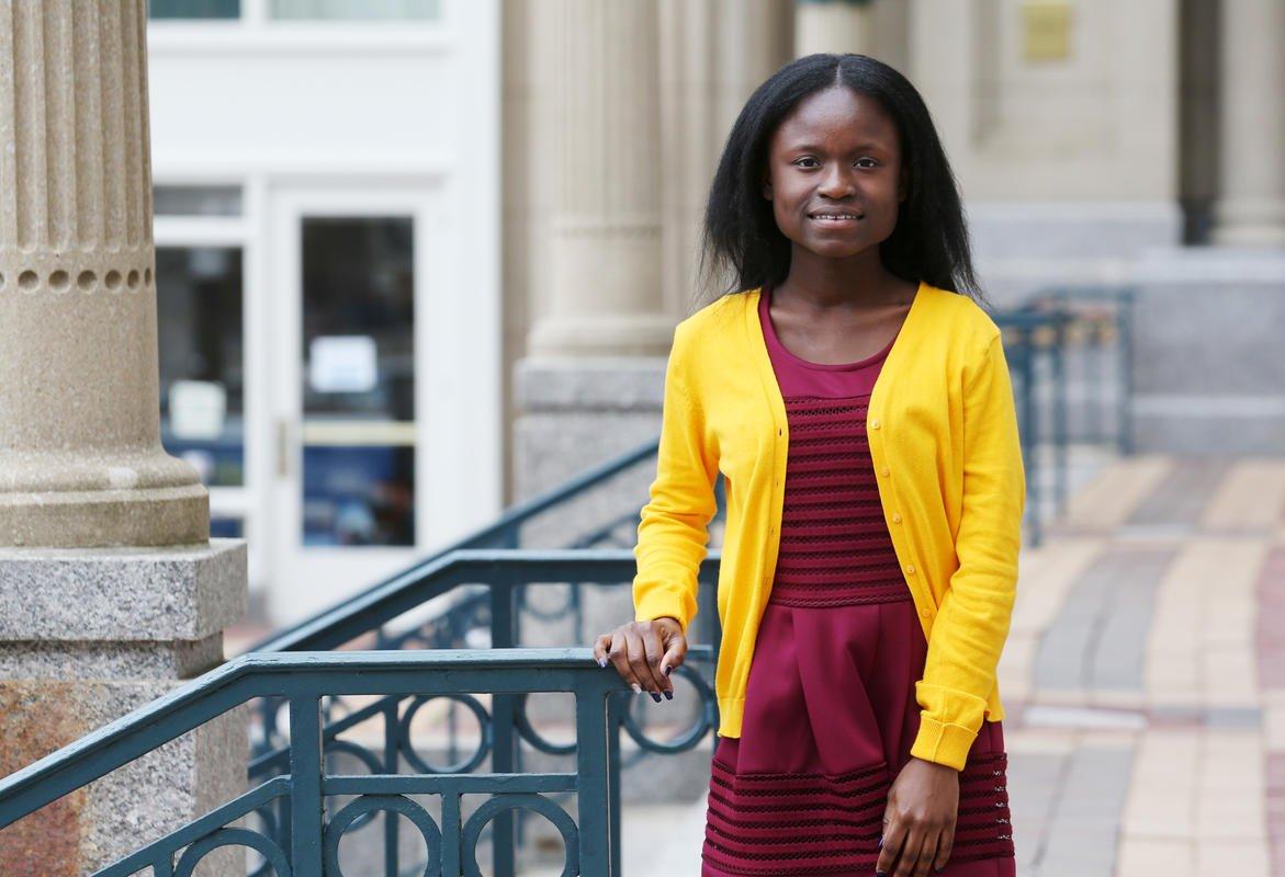 Haiti quake survivor a BPS valedictorian