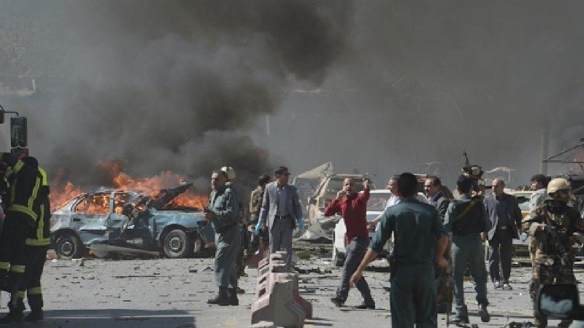 ?? Afghanistan: Scores killed as huge explosion rocks Kabul's diplomatic quarter