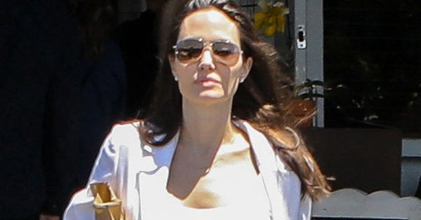 A look inside Angelina Jolie's surprisingly visible life after splitting from Brad Pitt:
