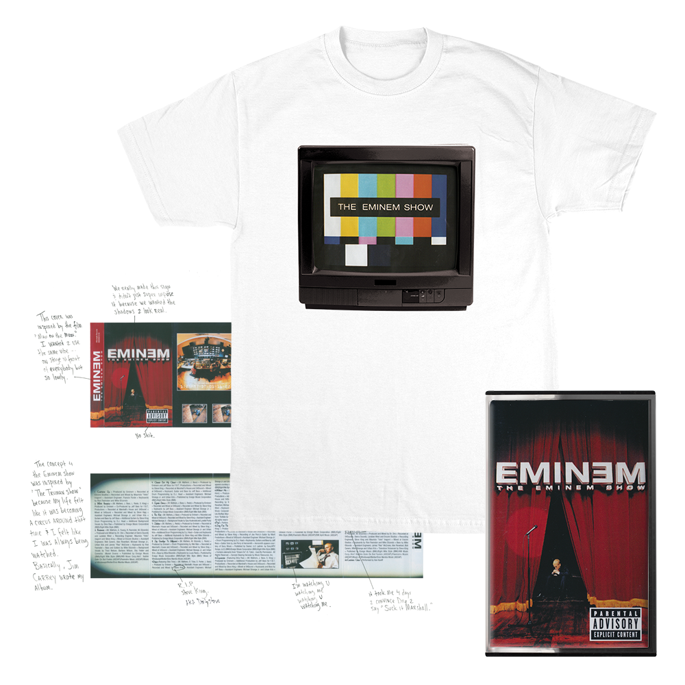 Let's get down to 'Business'... #TheEminemShow Anniversary Capsule Is Here: https://t.co/90ypHRG8RZ https://t.co/45tlUwRHnD