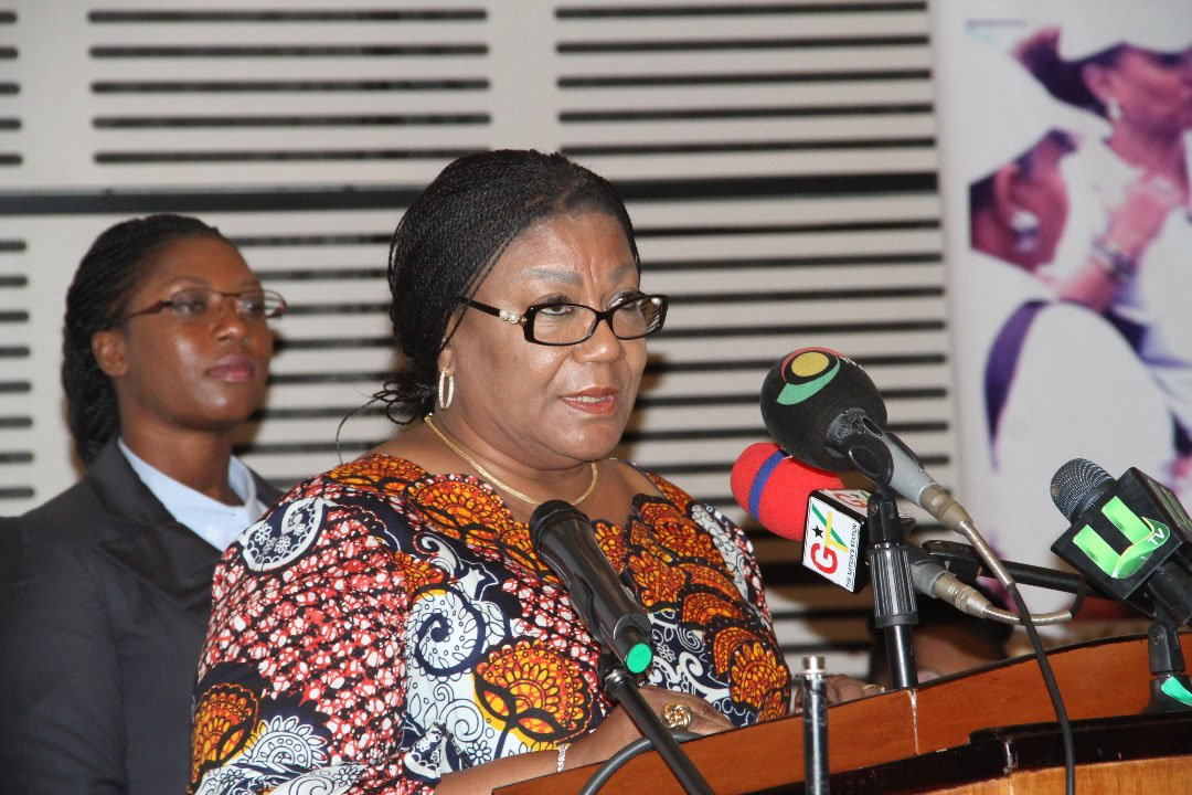 First Lady Launches New Initiative