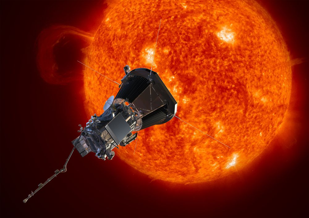 NASA spacecraft will aim straight for the sun next year