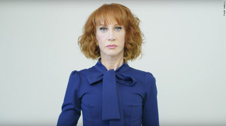 CNN fires Kathy Griffin #BreakingNews she will no longer co host the New Years Eve special