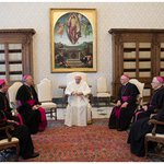 Pope to Albanian bishops: Work for more priestly vocations