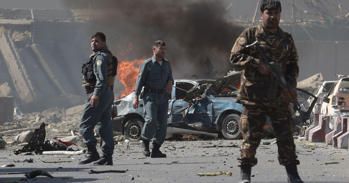 Horrific Afghanistan bombing highlights stalemate in longest U.S. war
