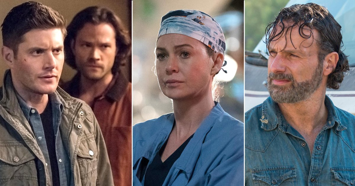 Nominate the best and worst TV season enders for our Season Finale Awards: