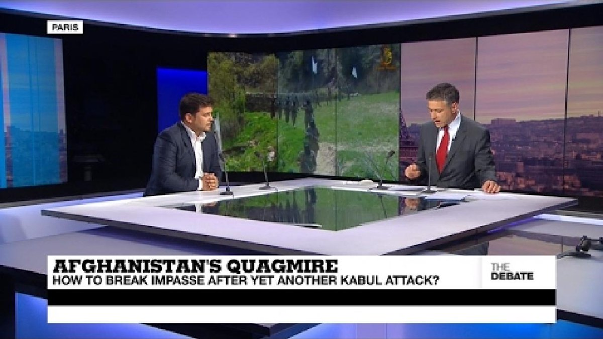 ?? Afghanistan's Quagmire: How to break impasse after yet another Kabul attack? (part 1)
