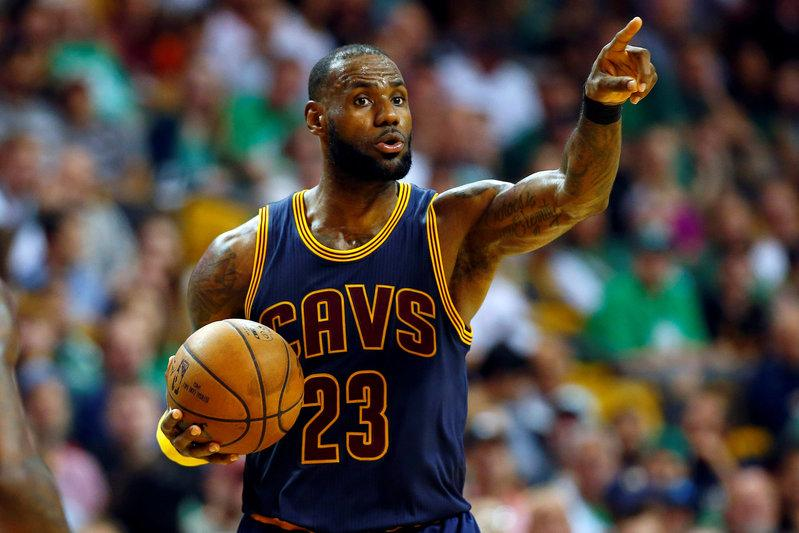 NBA star LeBron James' property in L.A. vandalized with racial slur