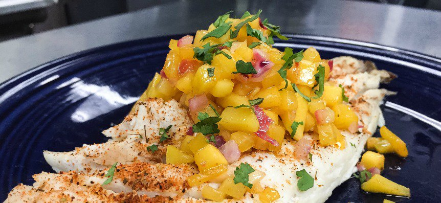test Twitter Media - Looking for a new dinner #recipe? Try this red snapper with mango chutney for a refreshing summer meal https://t.co/AXSrqhoG4P https://t.co/L36lQbZEKs