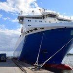 Empresa española se retira del ferry de carga entre Costa Rica y El Salvador