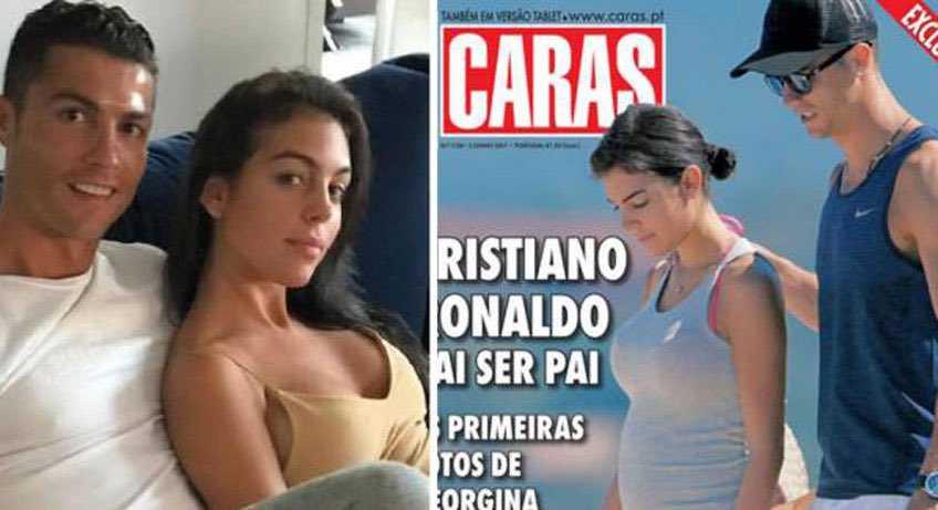 cristiano ronaldo s girlfriend naked