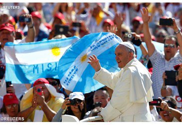 Pope Francis holds General Audience: English Summary