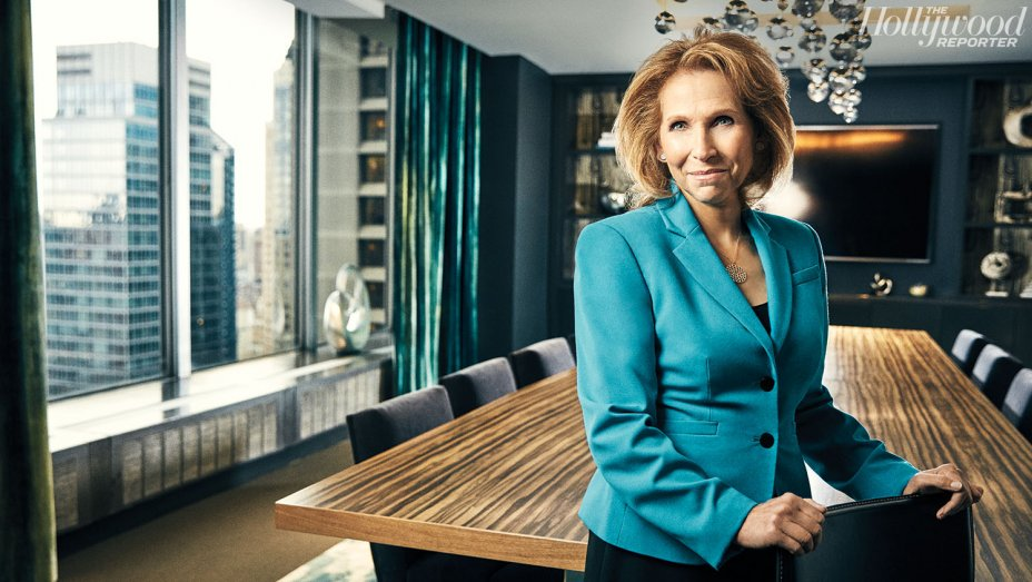 "Shari Redstone says Viacom would have lost ""momentum"" by merging with CBS"