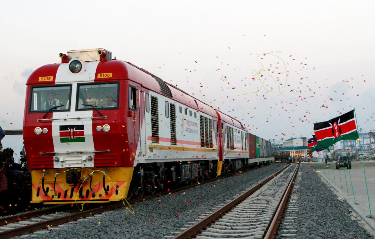 What you should know about Kenya's mega-railway, built with Chinese money
