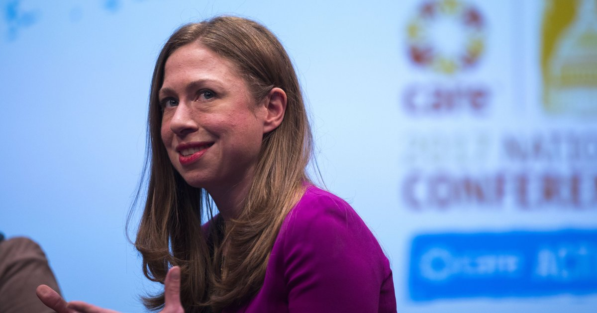Chelsea Clinton: Hillary's loss was 'unexpected blessing'