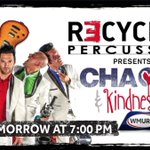 Recycled Percussion helps couple on 'Chaos and Kindness'